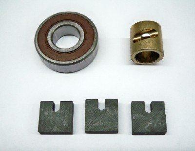 #10181RK, 6 Volt, 3 Brush, Generator Repair Kit