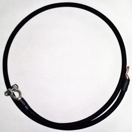 #B2001-026, Negative Battery Cable For Allis Chalmers WC, WF Tractors
