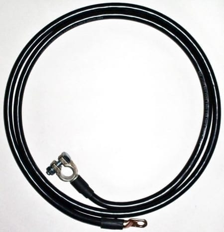 #B2001-039, Positive Battery Cable For Allis Chalmers 190 Gas Tractor