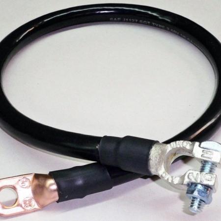 Case 730 Diesel Negative Battery Cable