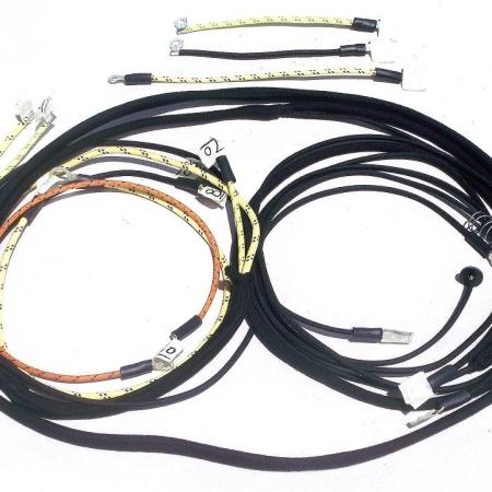 John Deere D Complete Wire Harness (Serial #186,752 & Up)