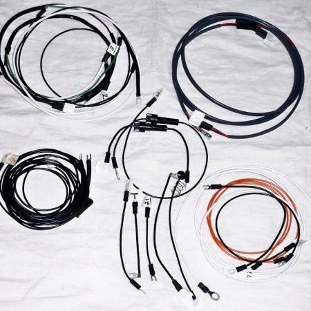 John Deere 720 Gas Standard Tractor Wire Harness