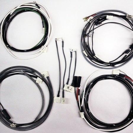 John Deere 720 LP Row Crop Tractor Wire Harness