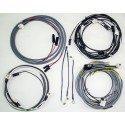 John Deere 730 LP Standard Complete Wire Harness (With Clamshell Fender Lighting)