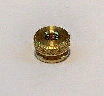 #8-32S, Brass Spark Plug Thumbnut
