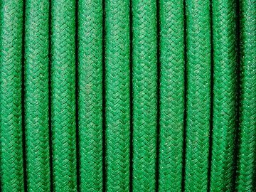 8 Gauge Cotton Braided Primary Wire (Sold By the Foot)