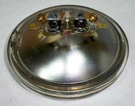 12 Volt Sealed Beam Light Bulb (High Beam)