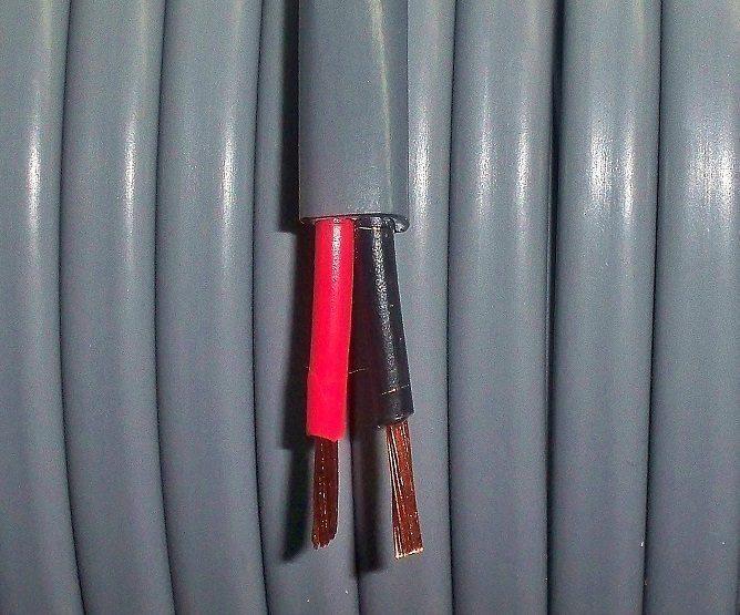 B9940-001, 14 Gauge Red & Black Automotive Duplex Wire (Sold In 100 ...