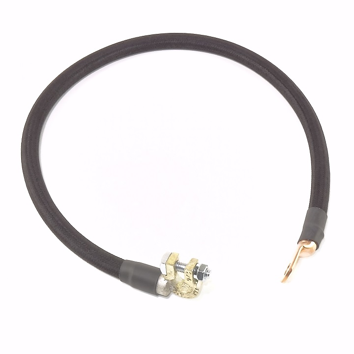 John Deere Battery Cable : John deere a early negative battery cable the brillman