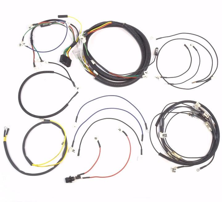 case 530 630 gas up to serial 8262800 autolite gauges complete rh brillman com
