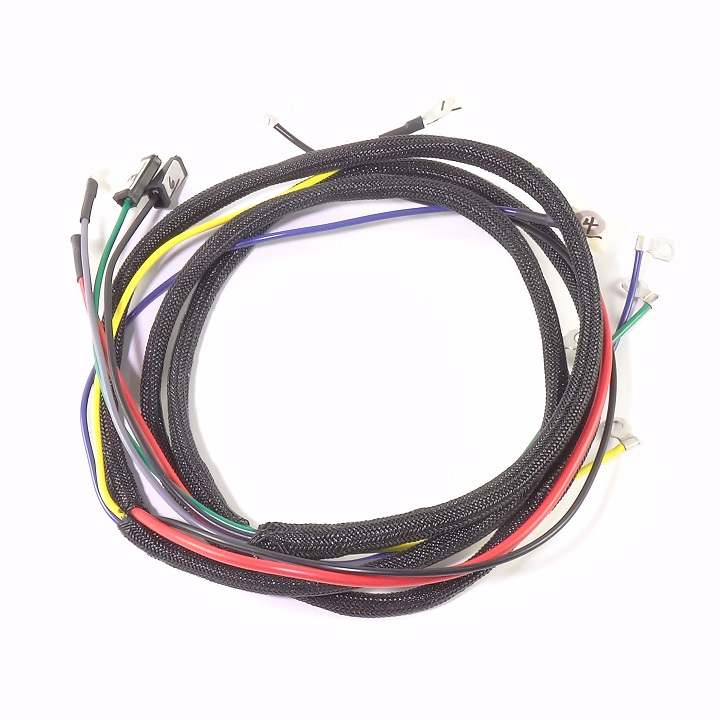 cub cadet 70 100 push button start complete wire harness the cub cadet 70 100 push button start complete wire harness