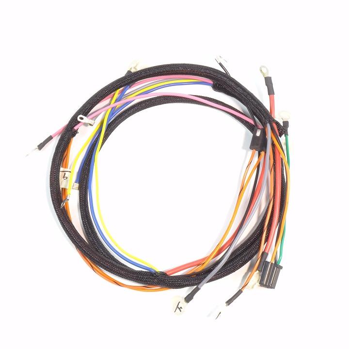Ihc Cub Cadet 70  71  100  Key Start   102  122  123 Hydro Main Wire Harness