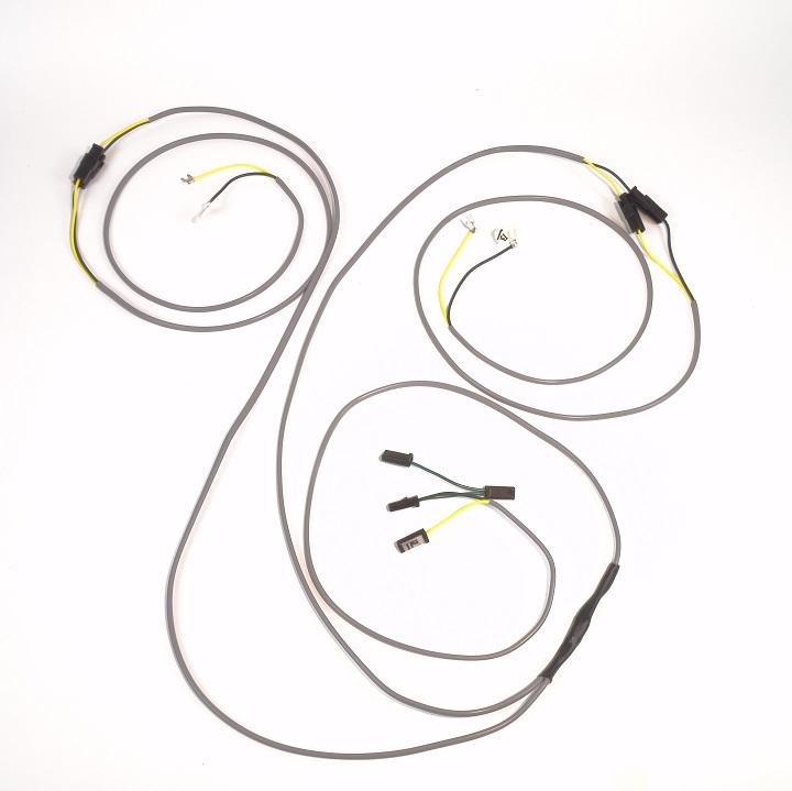 john deere 4020 diesel complete wire harness up to serial