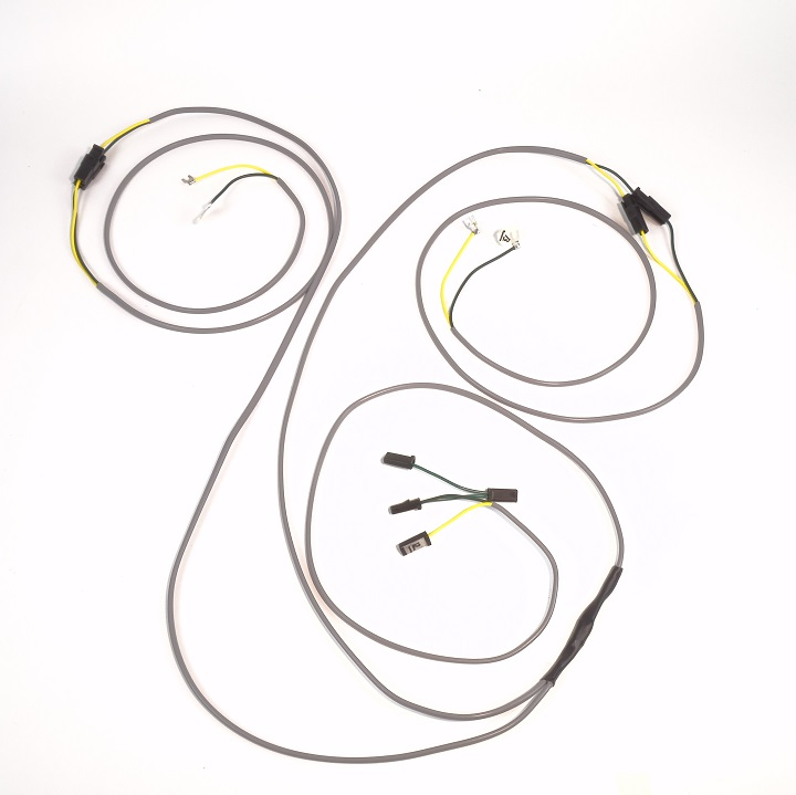 john deere 3010 gas row crop complete wire harness