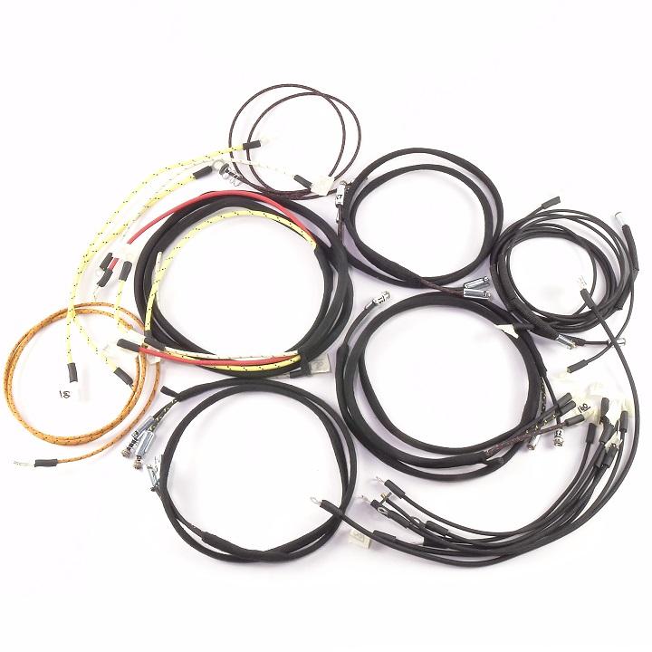 oliver 77 gas complete wire harness the brillman company