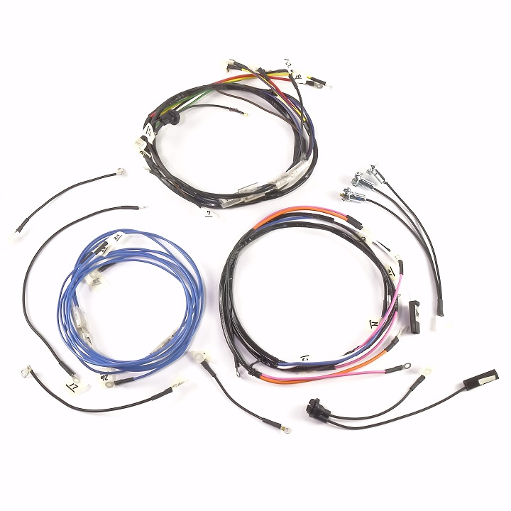 Oliver Wiring Harness - Daily Electronical Wiring Diagram on