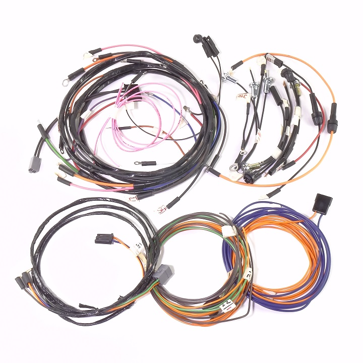 Oliver 770 Wiring Harness - Read All Wiring Diagram on