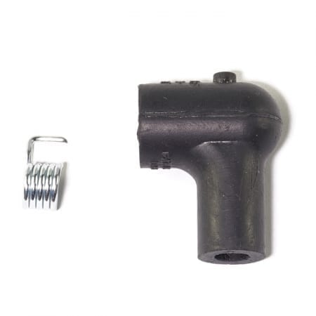 right angle spark plug boot
