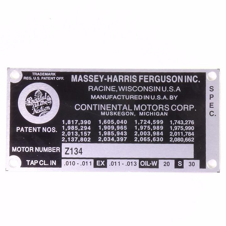 massey ferguson tractor serial number lookup