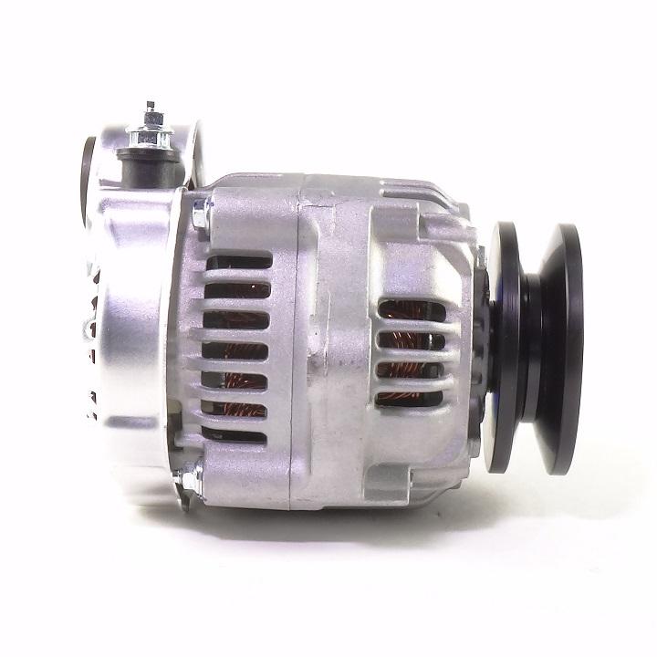 12 Volt Amp Small Alternator 40 Amp Negative Ground With