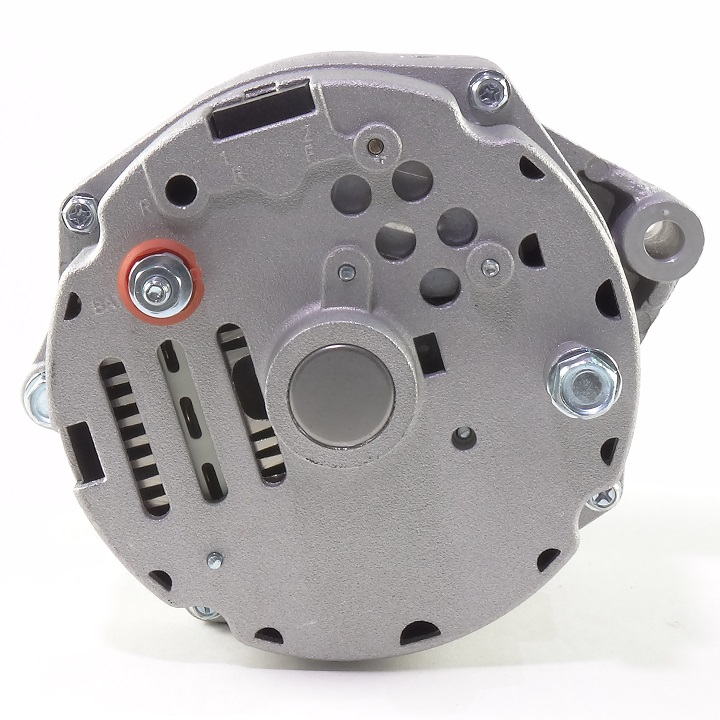 63 Chevrolet Alternator Wiring Diagram