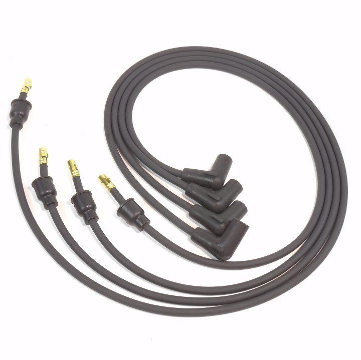 Wisconsin VH4D 4 Cylinder Spark Plug Wire Set (Side Mount Magneto)
