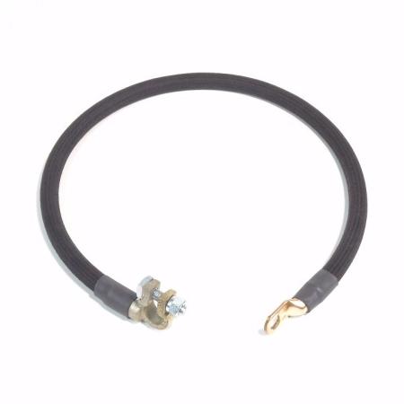 #B2028-014,  John Deere D Early Negative Battery Cable