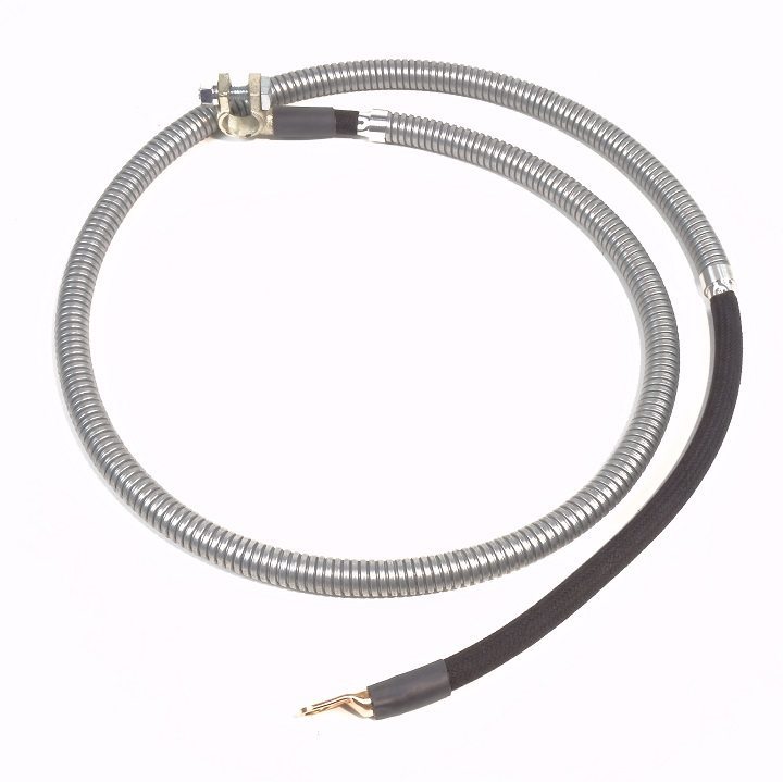 John Deere Battery Cable : John deere h negative battery cable with original armor