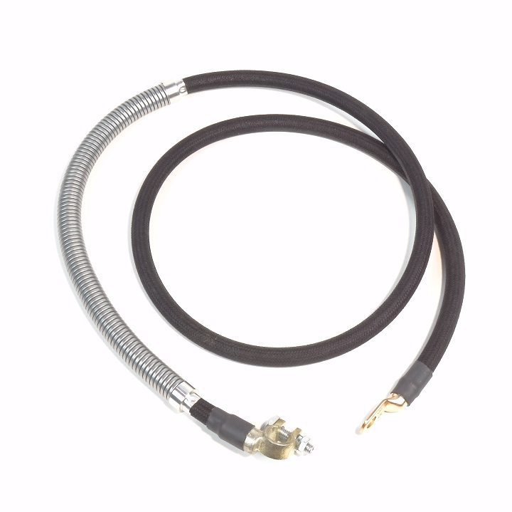 John Deere Battery Cable : John deere negative battery cable with armor the