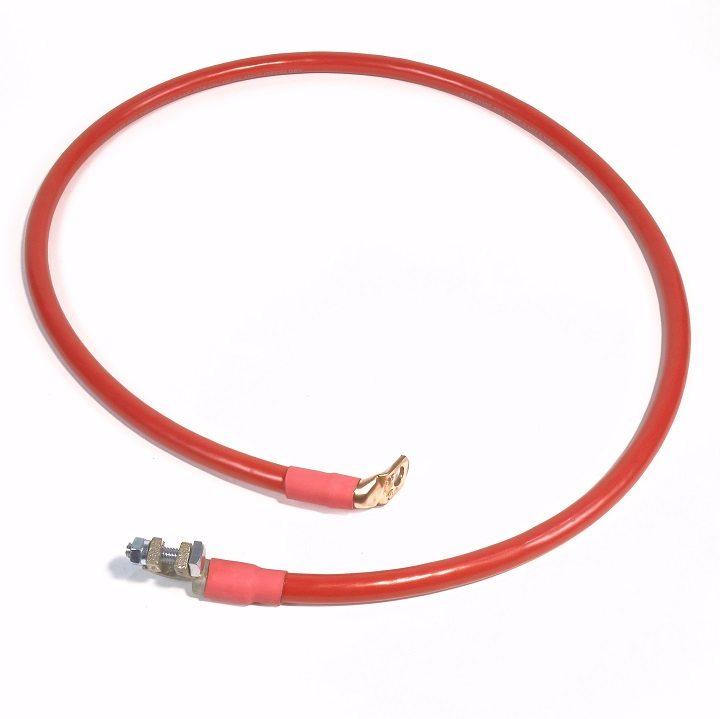 John Deere Battery Cable : John deere diesel row crop positive battery cable