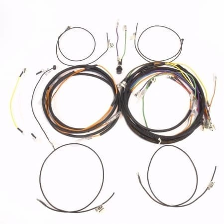 Allis Chalmers D14, D15 (Series 1) Gas Tractors Complete Wire Harness