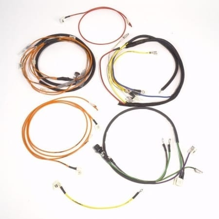 Allis Chalmers D15 Gas Series 2 Serial #9,001 & Up Complete Wire Harness