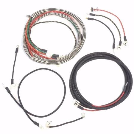 Cockshutt 30/ Co-Op E3 Complete Wire Harness