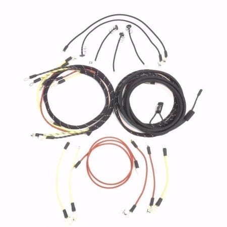 Ford NAA, Golden Jubilee, NAB, 600-960 1954-1957 Gas Complete Wire Harness
