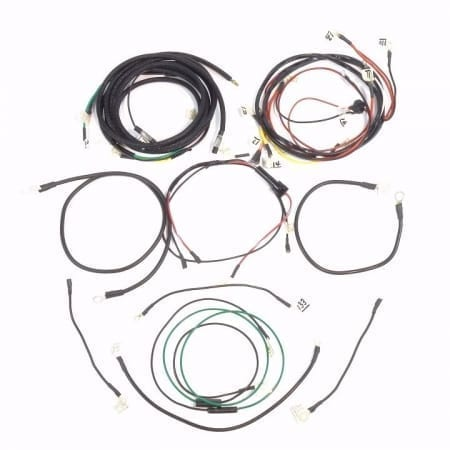 Ford 1958-1964 Model 501 To 4140 Diesel Complete Wire Harness