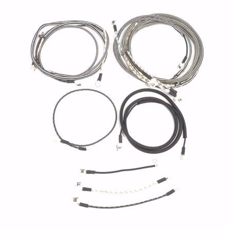 Farmall A, Super A, B, BN Complete Wire Harness
