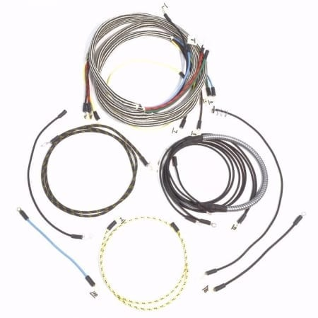 Farmall T6/TD6 (Cutout On Radiator) Complete Wire Harness
