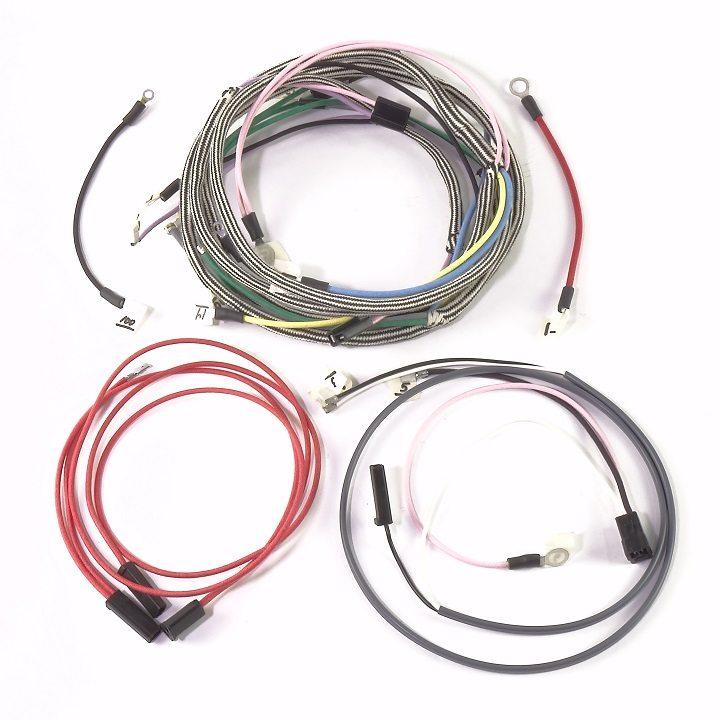 IHC/Farmall 140 (Serial #26,801 To 45,000) Complete Wire Harness