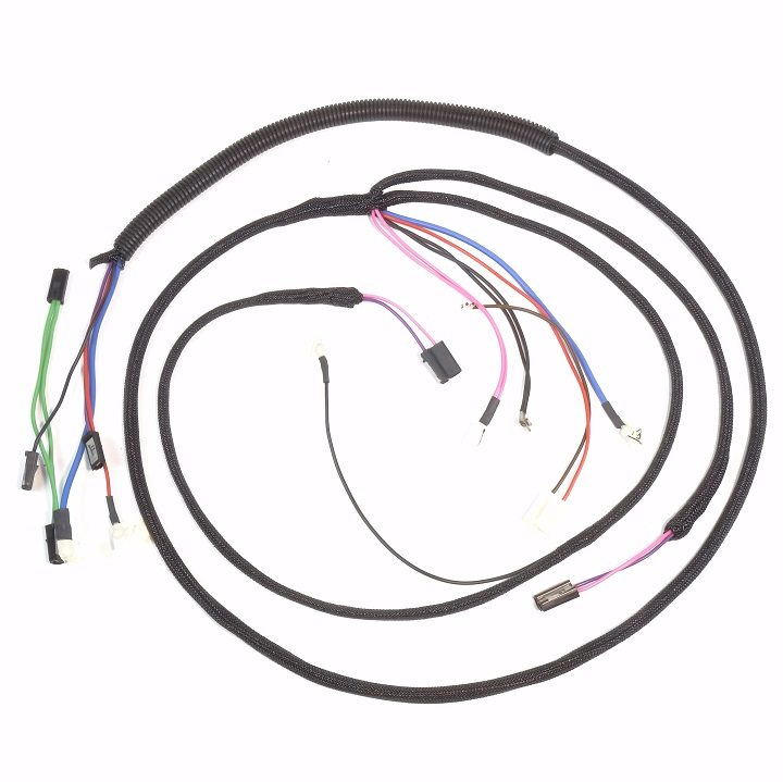 ihc  farmall 140 serial  57 724 to 62 471 complete wire harness