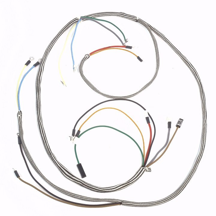 international 330 utility complete wire harness