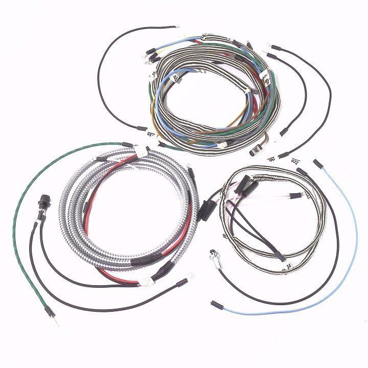farmall 340 utility complete wire harness the brillman