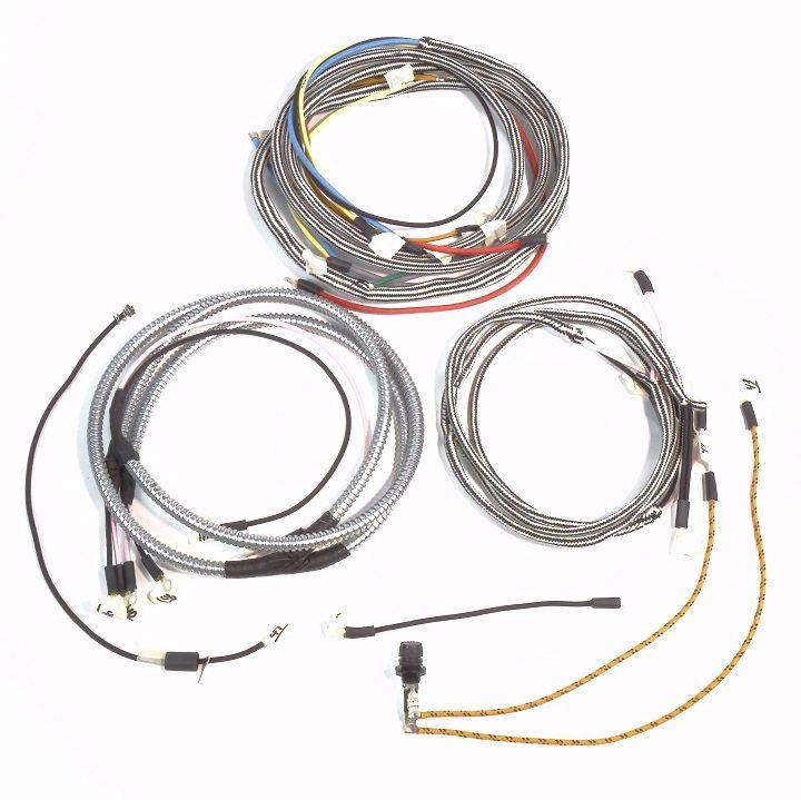 farmall 400 450 gas serial 501 to 11 083 complete wire harness rh brillman com Farmall Super H Farmall 650
