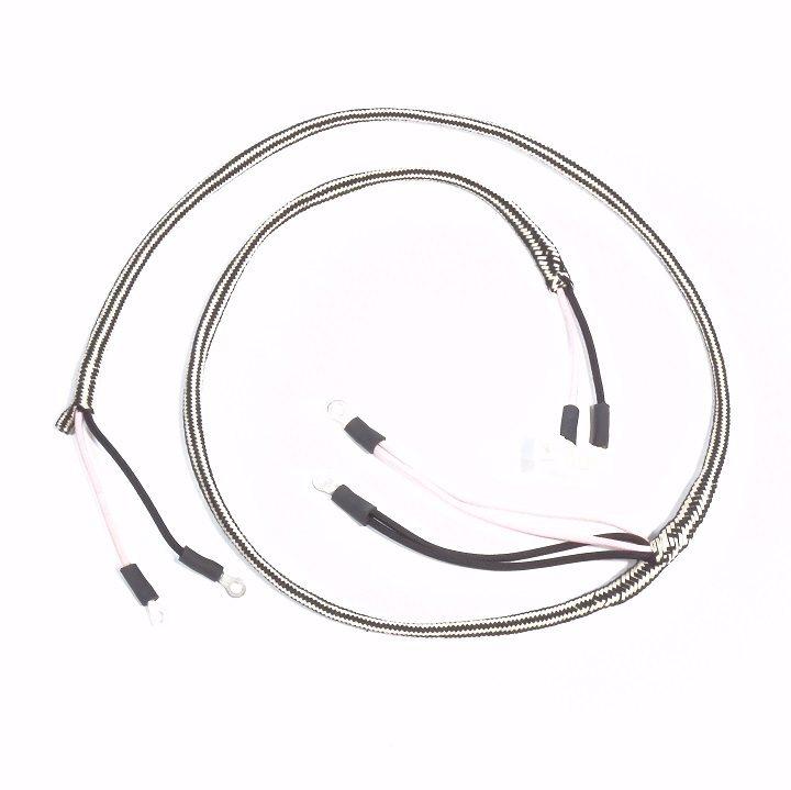 ihc  international w400 diesel complete wire harness