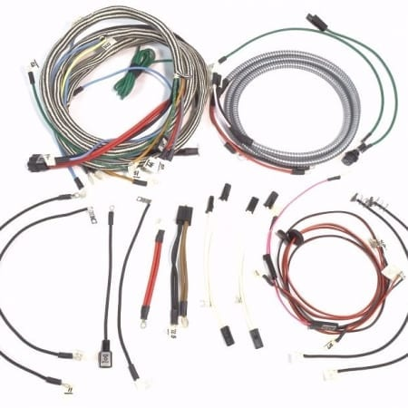 Farmall 460, 560 Diesel Complete Wire Harness