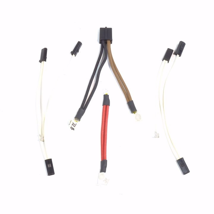 Farmall 460  560 Diesel Complete Wire Harness