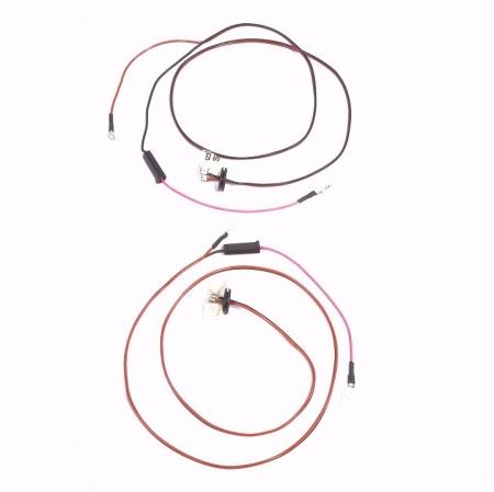 IHC/Farmall 460/560 Gas Row Crop Complete Wire Harness