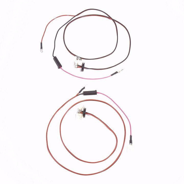 ihc farmall 460 560 gas row crop complete wire harness the rh brillman com