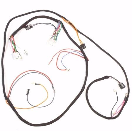 IHC/Farmall 706 Gas Complete Wire Harness (Generator)