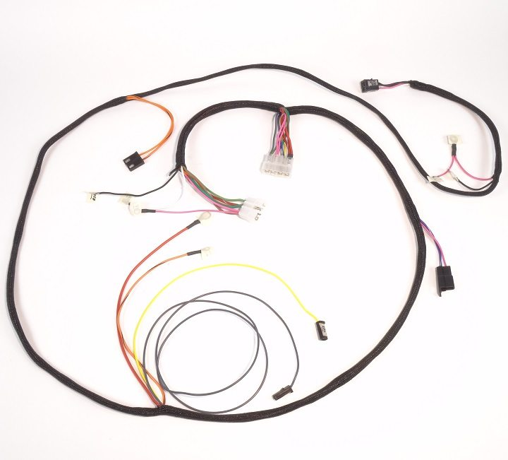 wiring harness for 1456 international tractor