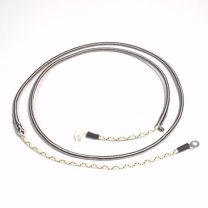 farmall 350 utility with 1 wire alternator complete wire